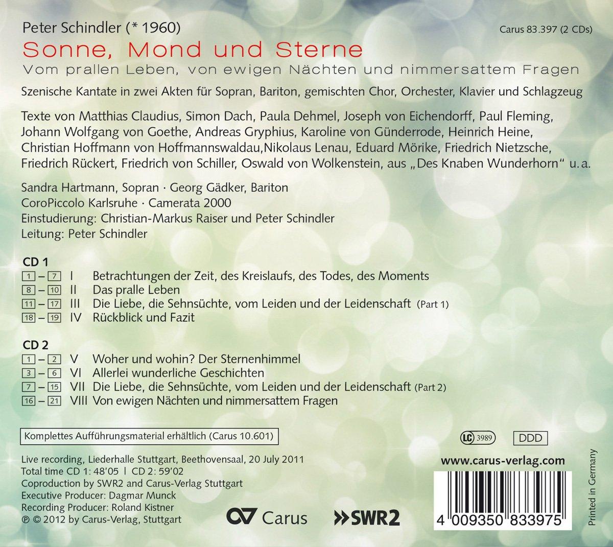 Florosirza Gedicht Sternenhimmel