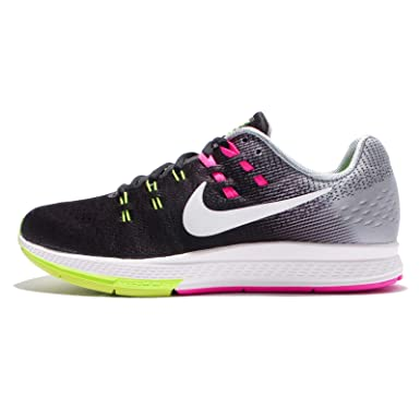 d748667f7458 Mens Nike Air Zoom Structure 19 Trainers 806580 006 UK 10 EUR 45 US 11   Amazon.co.uk  Clothing