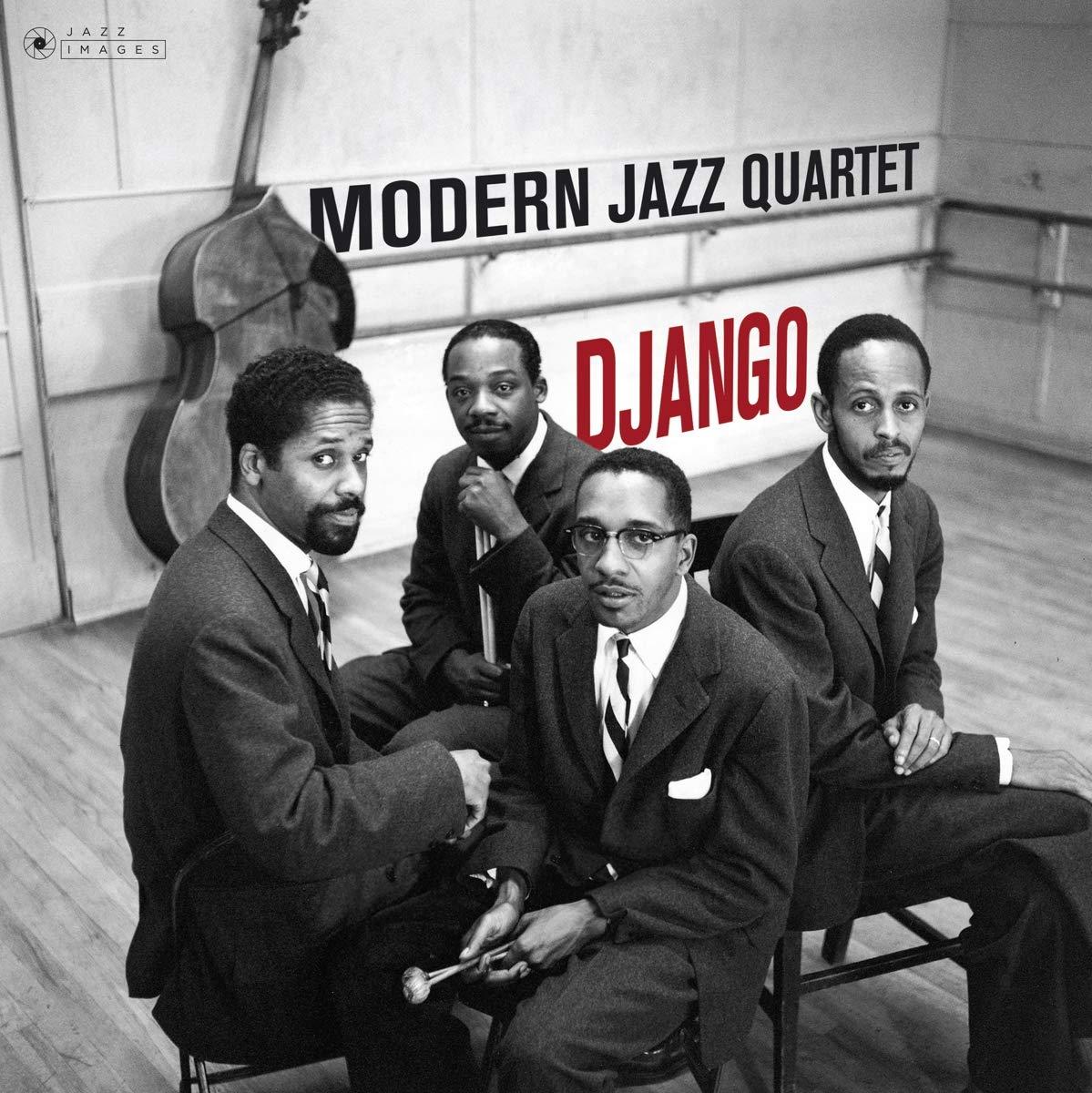 Django/Modern Jazz Quartet: Modern Jazz Quartet: Amazon.fr: Musique