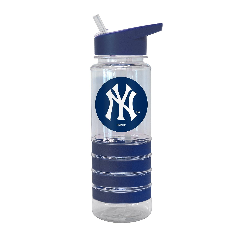 Amazon.com: MLB Yankees de Nueva York 25-ounce botella de ...