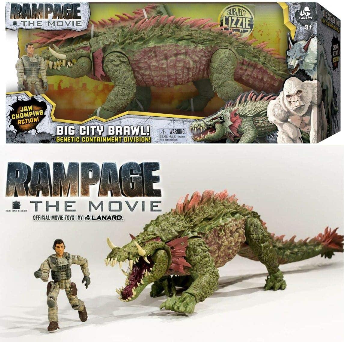 Rampage Big City Brawl Amazon Co Uk Toys Games