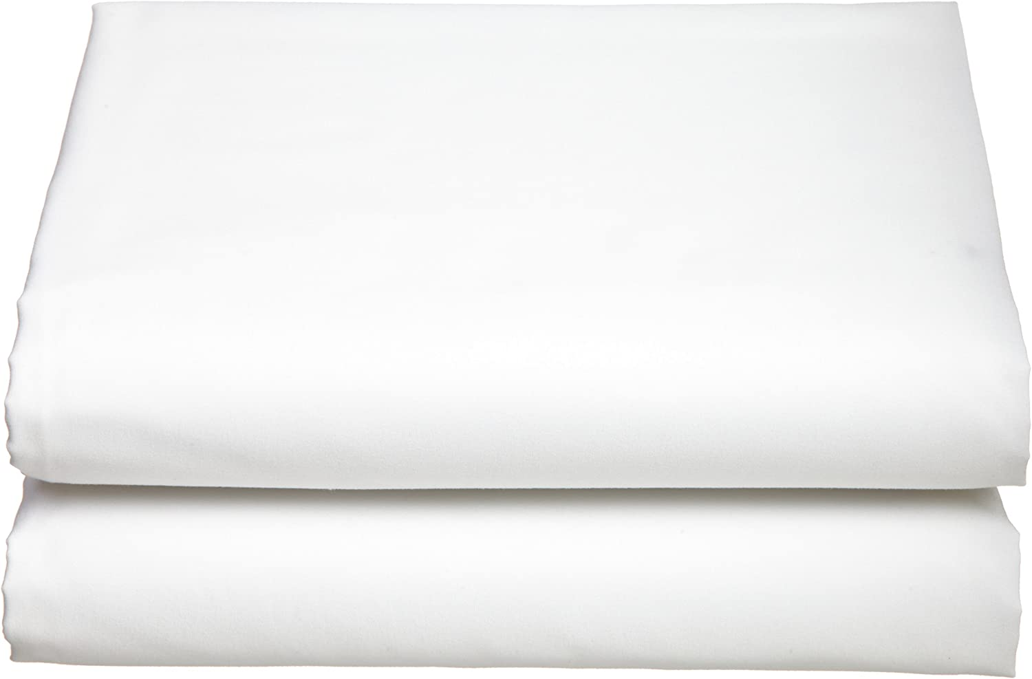 Luxury Queen fitted sheet brushed microfiber, White