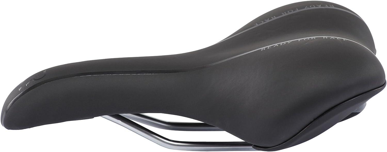 RFR Trekking Standard Fahrrad Sattel schwarz