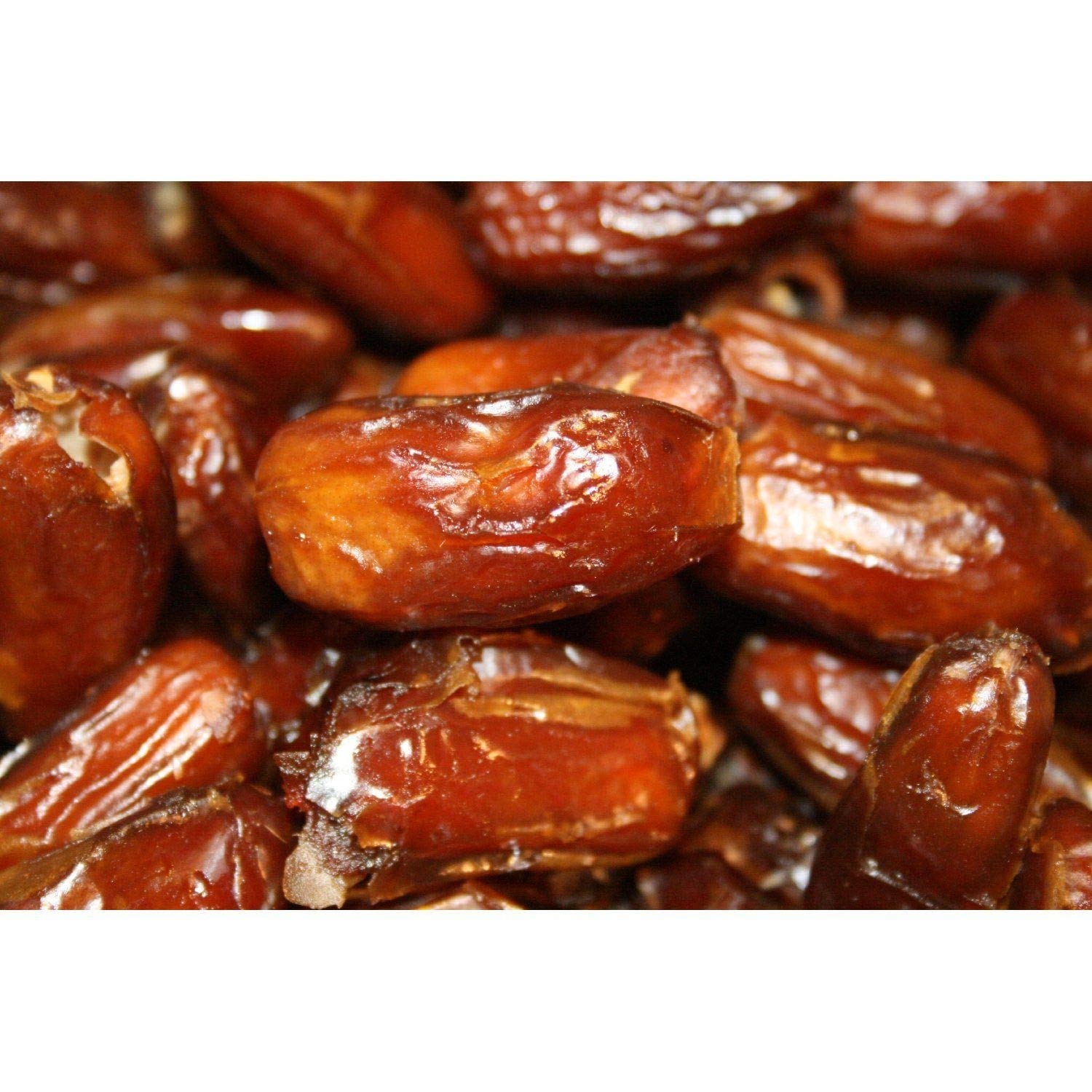 Dates Pitted, 10 Lbs