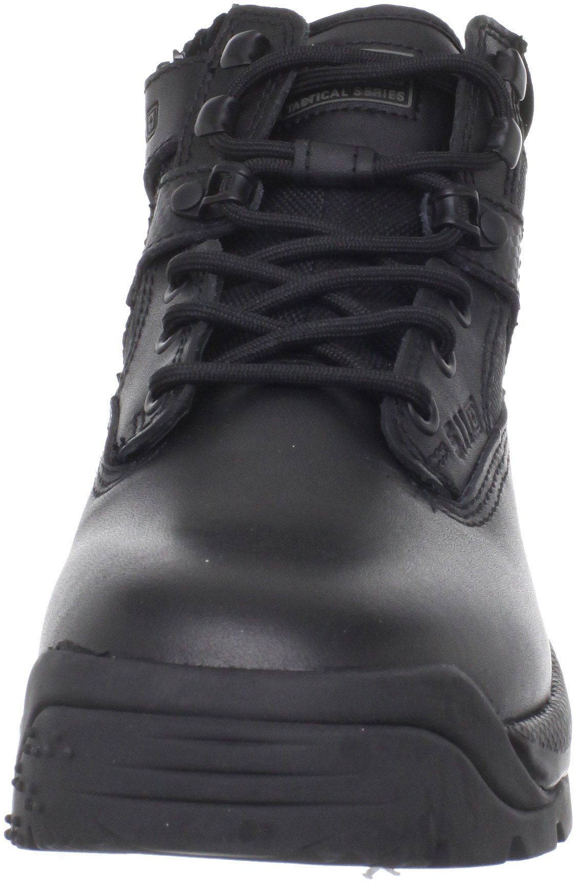 5.11 Women's A.T.A.C. 6'' Side Zip Tactical Boots, Style 12025, Black, 6 R by 5.11 (Image #4)