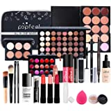 FantasyDay All-in-one Holiday Makeup Gift Set | Makeup Kit for Women Full Kit Cosmetic Essential Starter Bundle Include Eyesh