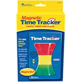 Learning Resources Magnetic Visual Time Tracker & Clock, Classroom Accessories, Teacher Aids, 3-Color Lighted Display…