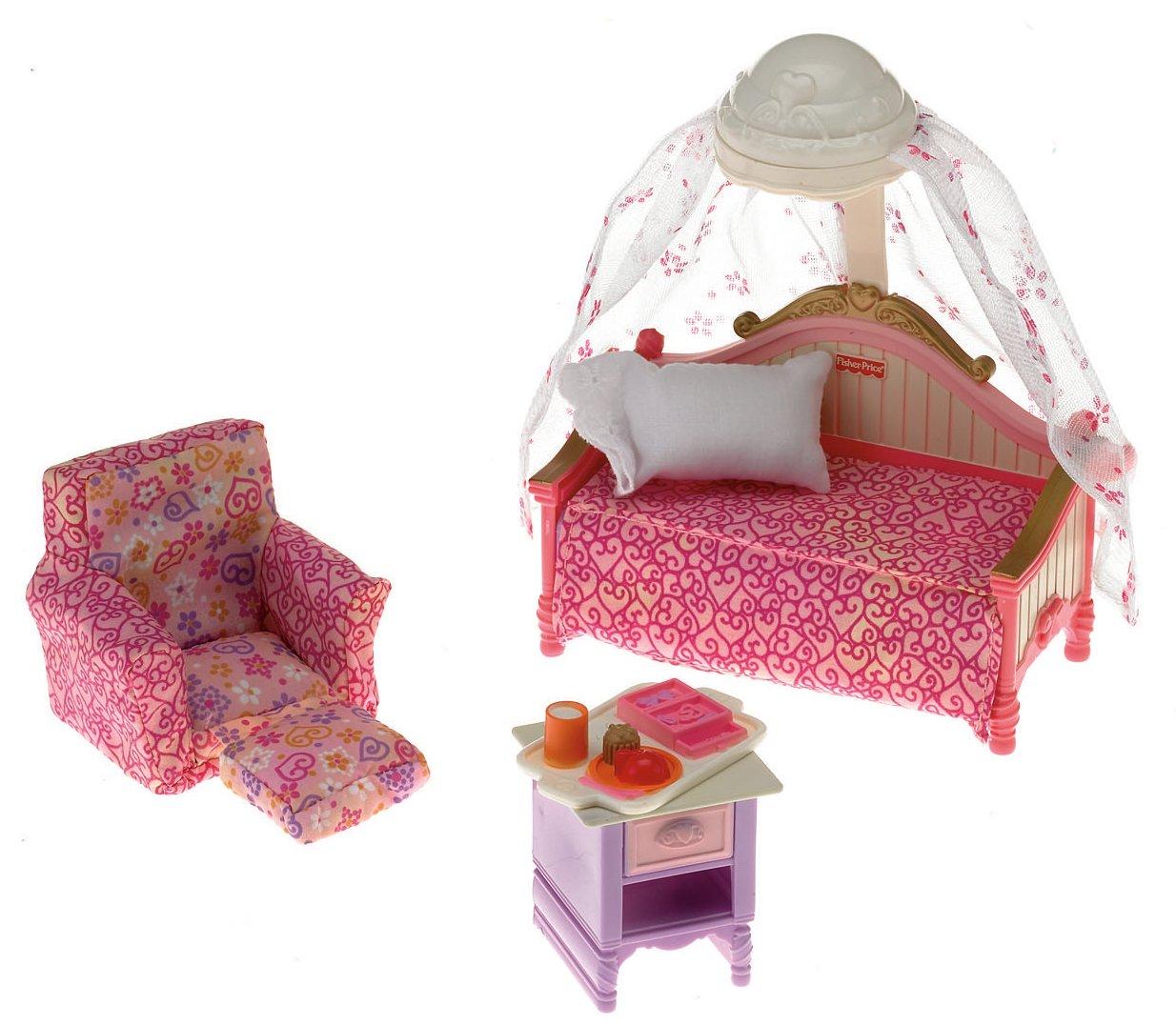 Fisher-Price Loving Family Kids Bedroom