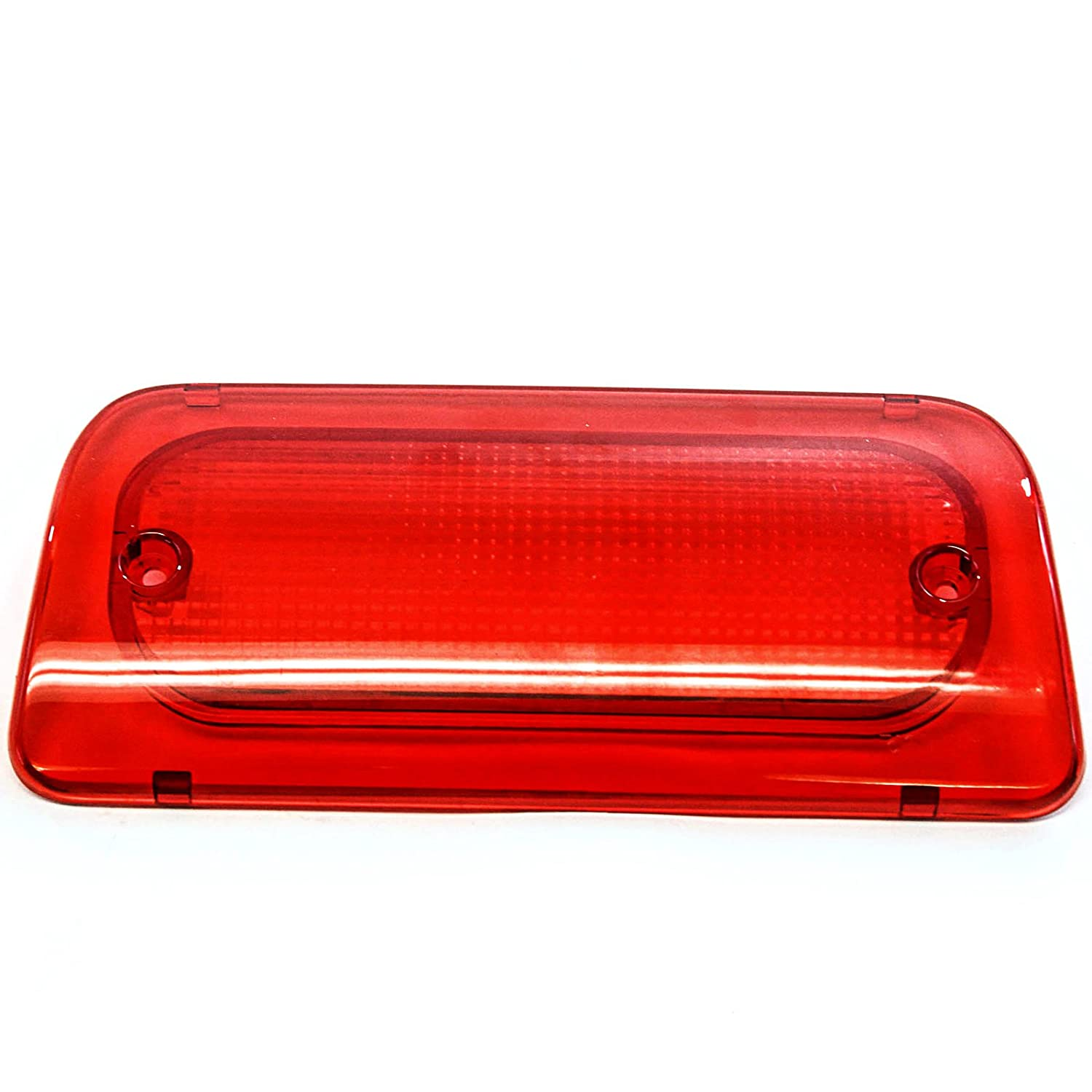 3rd Brake Light Lens 1994 2004 Compatible With Chevy S S10 Tail Wiring Harness Cap 10 Gmc Sonoma Extended Cab Only Genuine Rha High Red Third Automotive