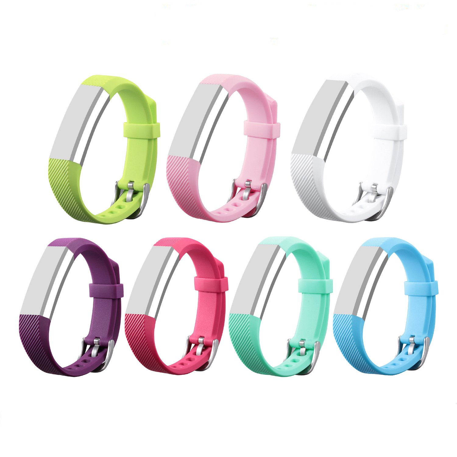 Fitbit Alta Bands,Colorful Band Design with