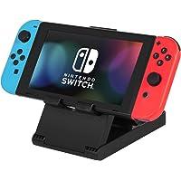 Nintendo Switch–younik Compact y función atril ajustable para Nintendo Switch