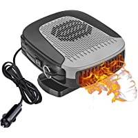 Car Heater 12V 150W with Heating and Cooling 2 in 1 Modes for Fast Heating Defrost… photo