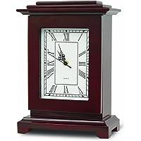 Mantle Clock Safe Concealment Hidden Storage Compartment