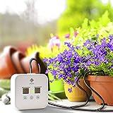 Amazon com : DIY Micro Automatic Drip Irrigation Kit, Houseplants