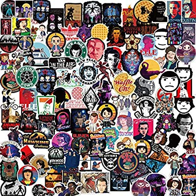 150PCS Stranger Things Stickers for Luggage Skateboard,Graffiti Decals for Car Sticker Motorcycle Bicycle Notebooks,Computers,Phone,Cars: Computers & Accessories