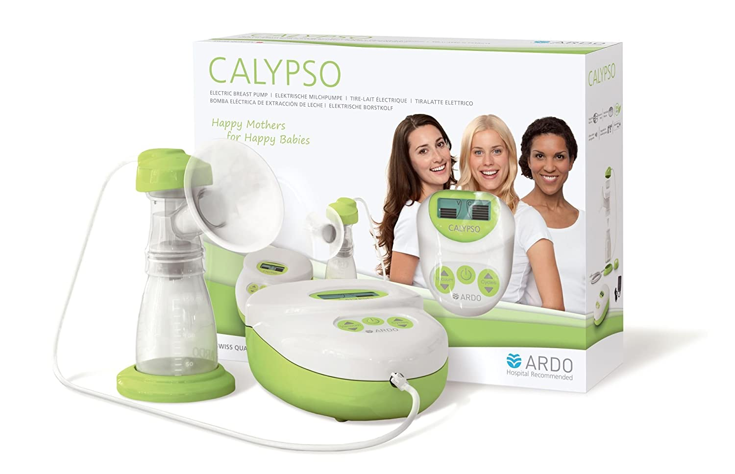 ARDO Calypso Electric Breastpump 63.00.194