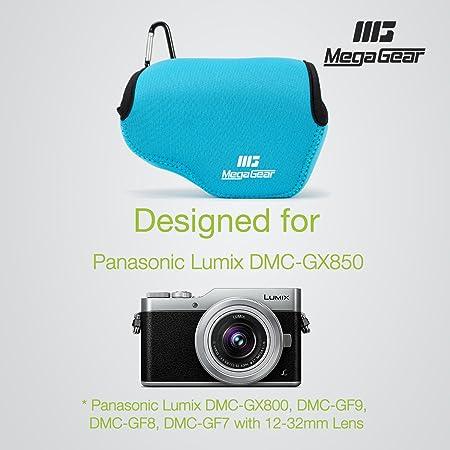 Megagear Panasonic Lumix Dc Gx850 Dc Gf9 Dc Gx800 Kamera