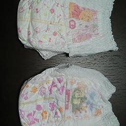 Amazon グーン パンツ L 9 14kg 58枚 女の子 まっさらさら通気 おむつ 通販