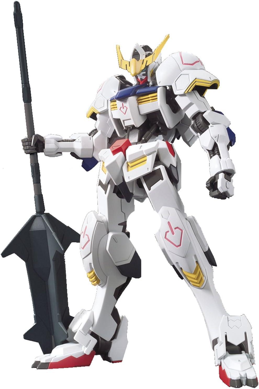 Bandai Hobby HG Orphans Gundam Barbatos Gundam Iron-Blooded Orphans Action Figure (BAN201873)