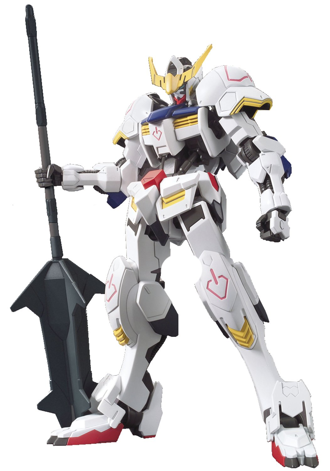 Bandai Hobby HG Orphans Gundam Barbatos Gundam Iron-Blooded Orphans Action Figure