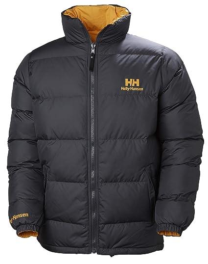 Helly Hansen Hh Reversible Down Jacket Ebony XL: Amazon.es: Deportes y aire libre