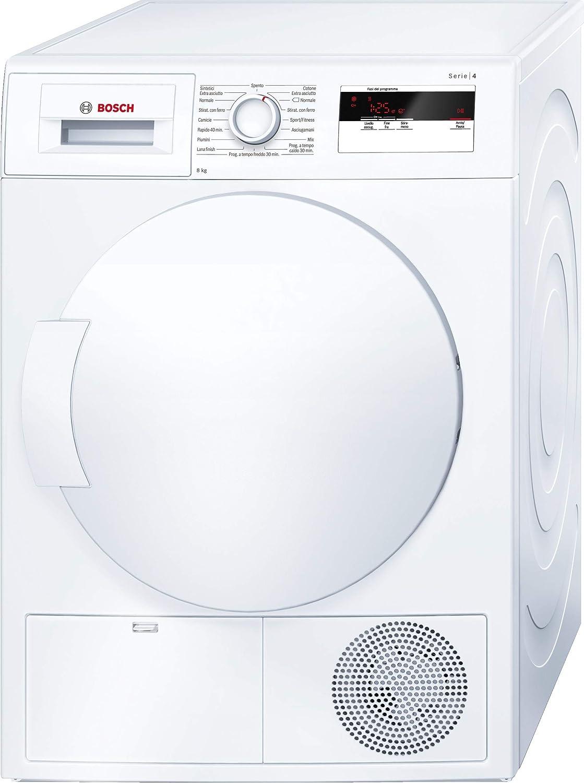 Bosch Maxx 4 WTH83008IT Independiente Carga frontal 8kg A+ Blanco ...