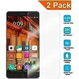 [2-Pack] Vetro Temperato per Elephone P9000, Schermo HD Protector 9H Durezza