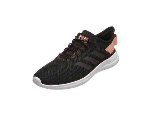 timeless design c3a6b e202e adidas CF Qtflex W, Zapatillas de Deporte para Mujer, Negro Ftwbla Negbas,