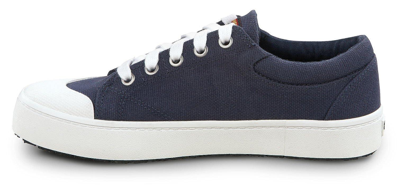 Skechers Women's Kendall Canvas Soft Toe Slip Resistant Skate Shoe