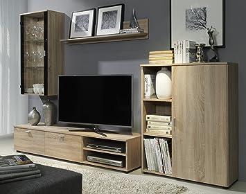 Brand New Sonoma Oak Living Room Furniture Set Dana 1 Part 86