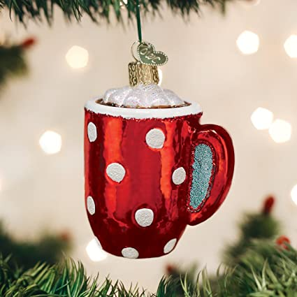 Is Chilis Open On Christmas.Old World Christmas 32310 Ornament Hot Cocoa