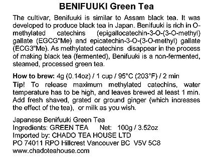 benifuuki té verde para facilitar síntomas de la alergia ...