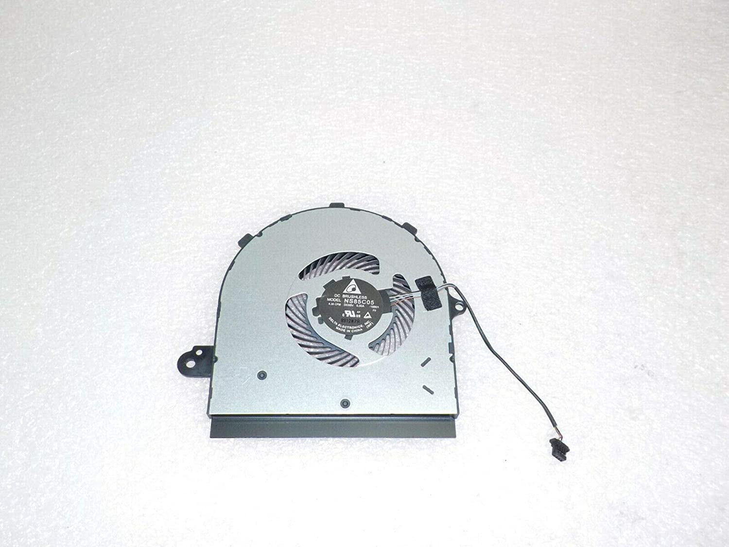 New Laptop CPU Cooling Fan Replacement for Dell Inspiron 7786 2-in-1 P36E I7786-7199SLV-PUS P//N:0GCN3G GCN3G