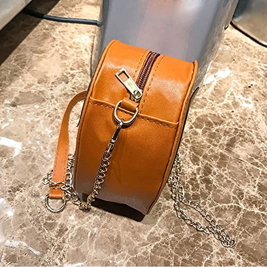 Heart-shaped Loving Hearts Chain Messenger Shoulder Mini Bag for Womens Girls Small Crossbody Bags Purse Wallet: Handbags: Amazon.com