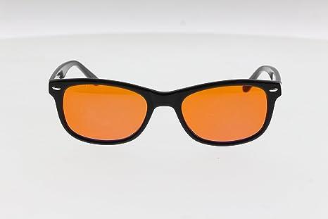 1cf1dbdaea Image Unavailable. Image not available for. Color  BLU BLCK s Blue-Light  Blocking Glasses ...