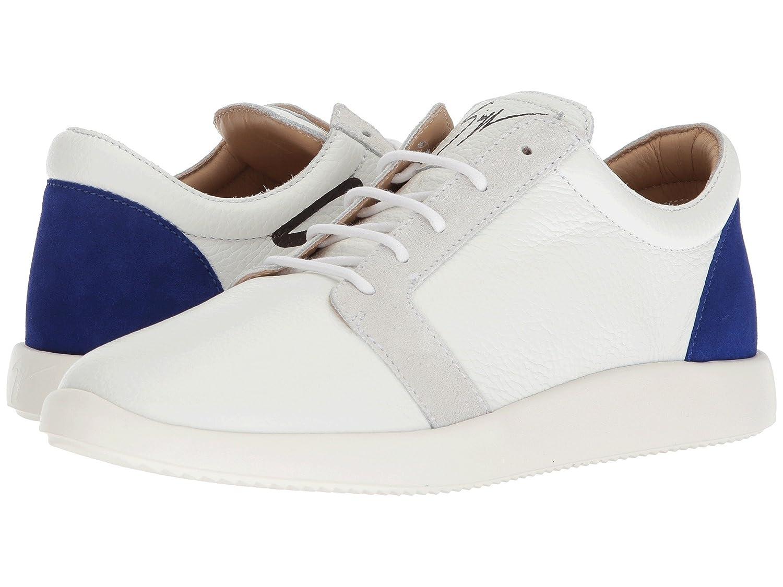 [ジュゼッペザノッティ] メンズ スニーカー Singles Lindos Low Top Sneaker [並行輸入品] B07DS8N14V