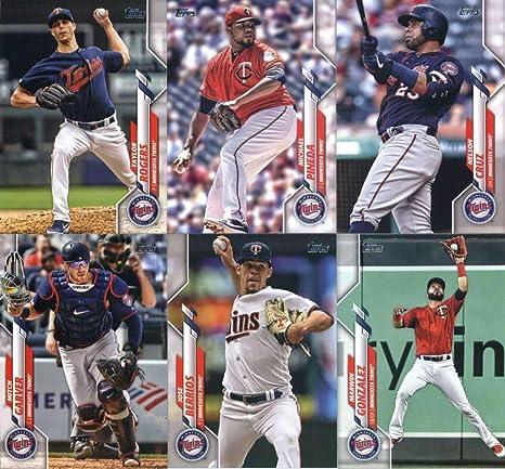 2020 Topps Big League #280 Nelson Cruz NM-MT Minnesota Twins Baseball