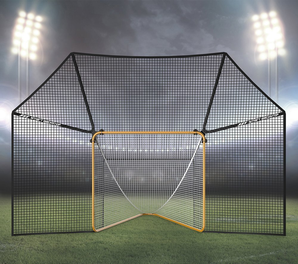 amazon com smart backstop for lacrosse goals sports u0026 outdoors