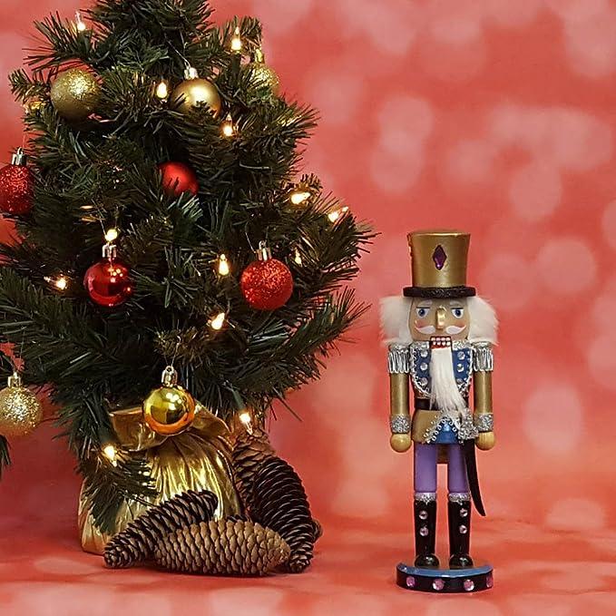 com-four/® Estrella Brillante de Encaje de /árbol de Navidad Color Plata Encaje de /árbol de Navidad para Cada /árbol Encaje de Estrella para el /árbol de Navidad Estrella de Navidad irrompible