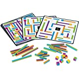 Learning Resources iTrax Critical Thinking Game, 44 Pieces