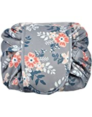 9b38ef0d60 Portable Drawstring Cosmetic Bag Large Capacity Lazy Travel Makeup Pouch  magic Toiletry Bag for Womens Girls
