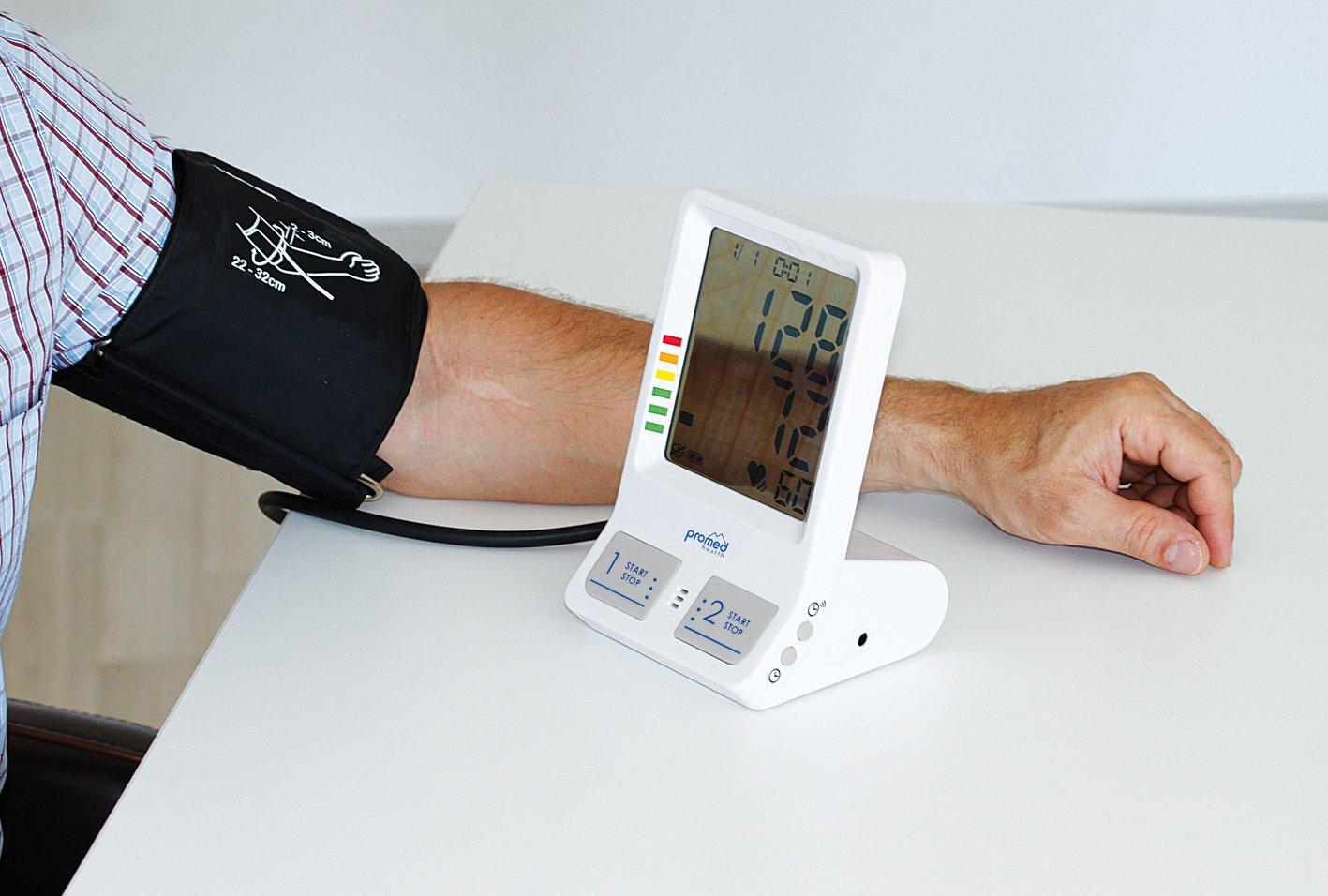 Medisana Tensiómetro de Brazo 3ª Edad PROMED: Amazon.es: Salud y cuidado personal