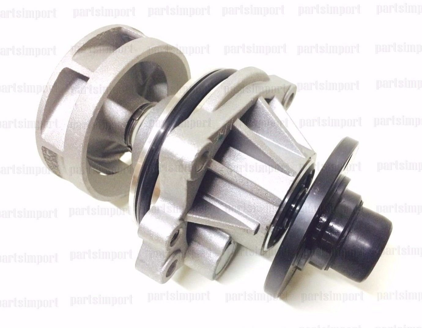 BMW Water Pump with O-Ring for E36 E46 E39 X 5 Z3 (6 Cyl. Engines M50 M52 M54) EURO PARTS