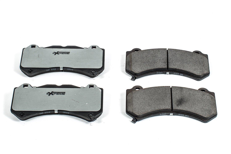 Power Stop Z26-1405 Z26 Extreme Performance Carbon-Ceramic Brake Pad