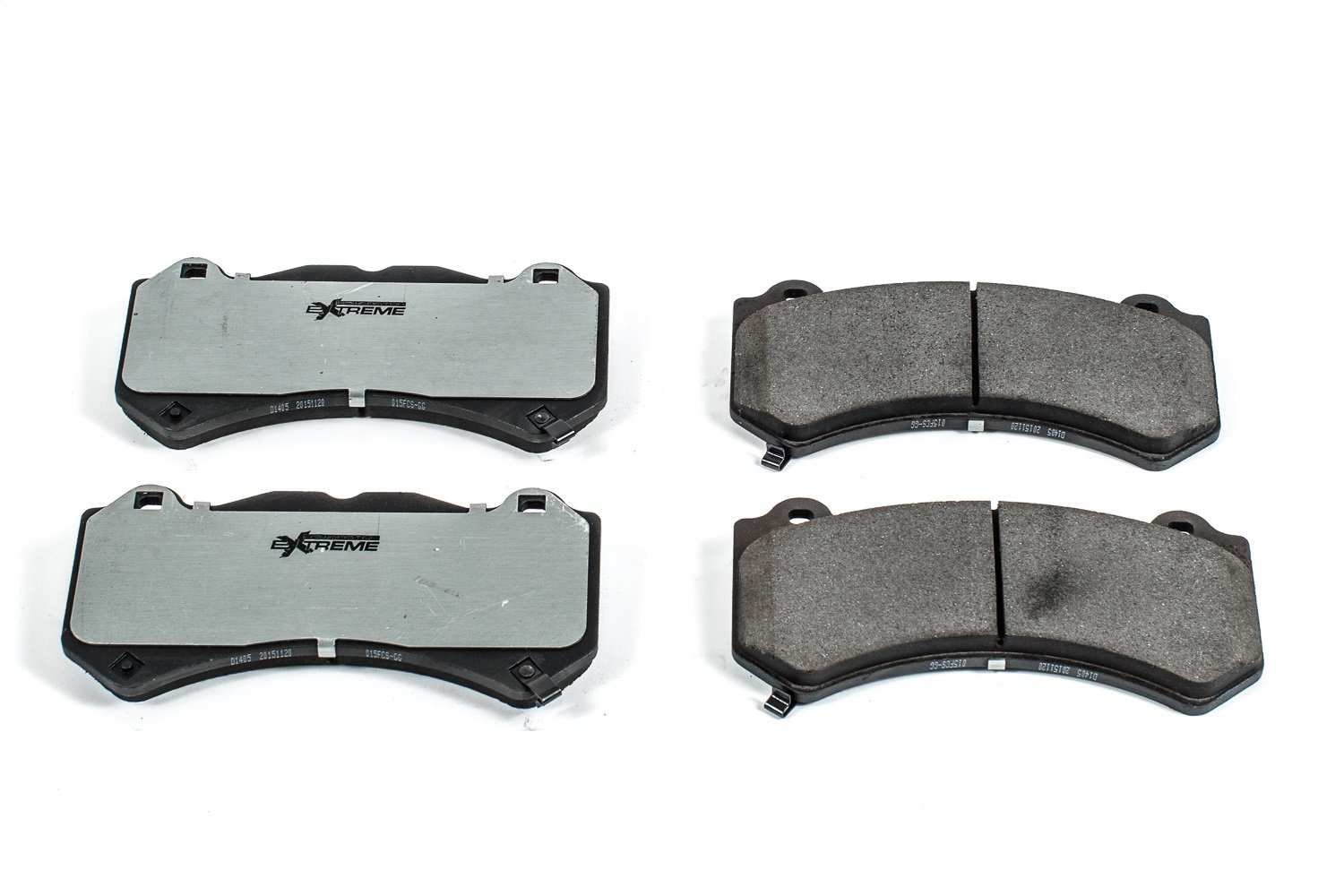 Power Stop Z26-1405 Z26 Extreme Performance Carbon-Ceramic Brake Pad by POWERSTOP