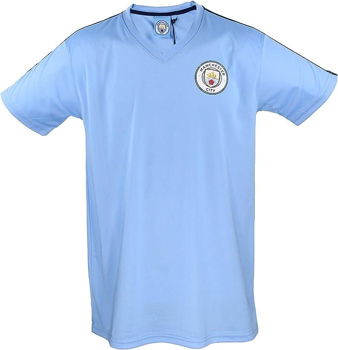 Camiseta Manchester City 1894 Réplica Oficial - Dorsal Kun Agüero ...