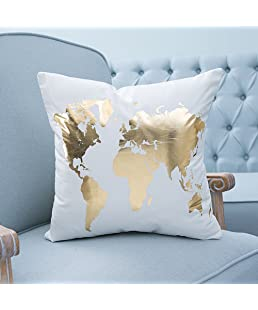 Luxsea Hot gold and silver Pillowcase