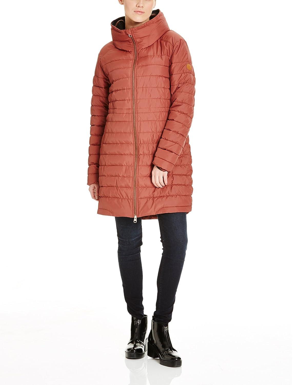 Bench Damen Mantel Succinct, Orange (Sable BR129), 34 (Herstellergröße: XS)