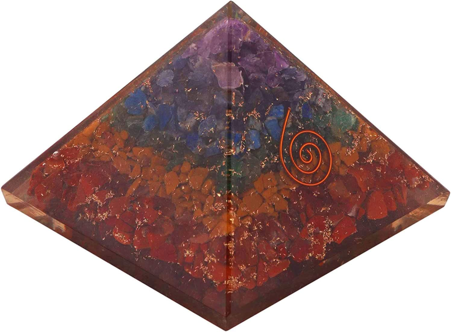 Pirámide de orgonita