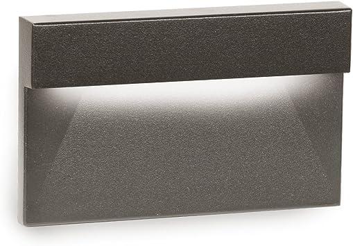 WAC Lighting WL-LED140-C-BZ LED Horizontal Ledge Step and Wall Light 120V 3000K Bronze